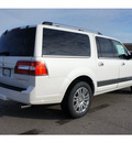 lincoln navigator l 2012 white suv flex fuel 8 cylinders 4 wheel drive 6 speed automatic 46168