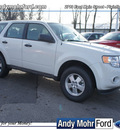 ford escape 2012 white suv xls gasoline 4 cylinders front wheel drive not specified 46168