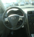 toyota corolla 2010 white sedan le gasoline 4 cylinders front wheel drive automatic 45342