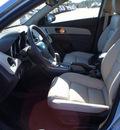 chevrolet cruze 2012 lt  blue sedan lt gasoline 4 cylinders front wheel drive automatic 27330