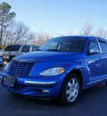 chrysler pt cruiser 2005 blue wagon limited gasoline 4 cylinders front wheel drive automatic 27330