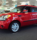 kia soul 2012 red hatchback plus 4 cylinders front wheel drive automatic 32901