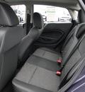 ford fiesta 2012 gray sedan se gasoline 4 cylinders automatic 98032