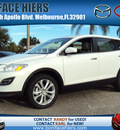 mazda cx 9 2012 pearl suv grand touring gasoline 6 cylinders front wheel drive automatic 32901