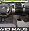 toyota prius 2008 blue hatchback hybrid hybrid 4 cylinders front wheel drive automatic 32771