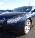 chevrolet malibu 2012 dk  blue sedan ls gasoline 4 cylinders front wheel drive automatic 60007