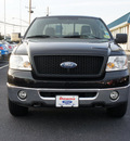 ford f 150 2006 black xlt gasoline 8 cylinders 4 wheel drive automatic with overdrive 08753