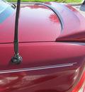 kia optima 2003 red sedan lx gasoline 4 cylinders dohc front wheel drive automatic 33884