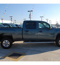 chevrolet silverado 2500hd 2011 blue lt diesel 8 cylinders 4 wheel drive automatic with overdrive 77090