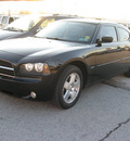 dodge charger 2007 black sedan rt gasoline 8 cylinders all whee drive automatic 45840