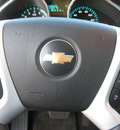 chevrolet traverse 2009 silver suv lt gasoline 6 cylinders all whee drive automatic 45840