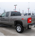 chevrolet silverado 2500hd 2009 dk  gray pickup truck lt z71 gasoline 8 cylinders 2 wheel drive automatic with overdrive 77090