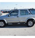 nissan pathfinder 1999 silver suv le gasoline 6 cylinders rear wheel drive automatic 77388