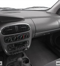 dodge neon 2001 sedan gasoline 4 cylinders front wheel drive manual automatic 07730