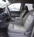 dodge durango 2007 black suv slt gasoline 8 cylinders 4 wheel drive automatic 45324
