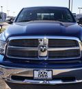 ram ram pickup 1500 2011 blue pickup truck lone star flex fuel 8 cylinders 2 wheel drive automatic 76018