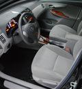toyota corolla 2010 black sedan xle gasoline 4 cylinders front wheel drive automatic 91731