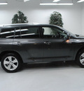 toyota highlander 2008 dk  gray suv limited gasoline 6 cylinders front wheel drive automatic 91731