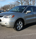 acura rdx 2009 silver suv gasoline 4 cylinders all whee drive automatic 27616