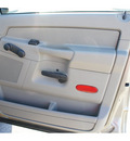 dodge ram pickup 1500 2008 beige pickup truck st gasoline 6 cylinders rear wheel drive 6 speed manual 77388