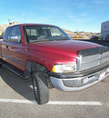 dodge 2500 ram 1997 red laramie slt gasoline v10 4 wheel drive automatic 81212