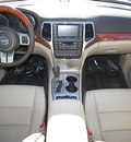 jeep grand cherokee 2012 bright silver suv overland gasoline 6 cylinders 4 wheel drive automatic 81212