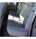 chevrolet silverado 1500 2009 black pickup truck lt flex fuel 8 cylinders 2 wheel drive automatic 77388