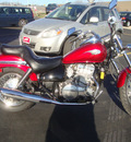kawasaki en500 2006 red vulcan 500 2 cylinders 5 speed 45342