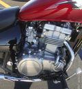 kawasaki en500 2006 red vulcan 500 2 cylinders 5 speed 45342