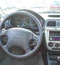 subaru impreza 2003 silver wagon outback sport gasoline 4 cylinders sohc all whee drive 5 speed manual 94063