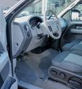 ford f 150 2007 green pickup truck supercrew xlt 4x4 flex fuel 8 cylinders 4 wheel drive automatic 55124