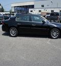 buick lucerne 2006 black sedan cxl v6 gasoline 6 cylinders front wheel drive automatic 07712