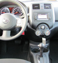nissan versa 2012 silver sedan sl gasoline 4 cylinders front wheel drive automatic 33884
