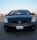 nissan sentra 2008 black sedan 2 0 gasoline 4 cylinders front wheel drive automatic 90241