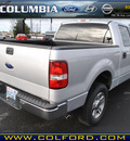 ford f 150 2005 silver xlt 8 cylinders 4 wheel drive automatic with overdrive 98632
