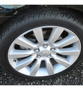 mitsubishi lancer 2008 black sedan gts gasoline 4 cylinders front wheel drive 5 speed manual 98632