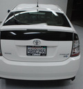 toyota prius 2005 white hatchback hybrid 4 cylinders front wheel drive automatic 91731