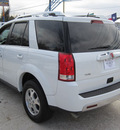 saturn vue 2006 white suv gasoline 6 cylinders front wheel drive automatic 77379