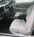 chevrolet monte carlo 2007 silver coupe lt gasoline 6 cylinders front wheel drive automatic 45840