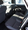 ford focus 2012 black sedan se gasoline 4 cylinders front wheel drive automatic 08753