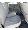 dodge ram pickup 2500 2003 gray gasoline 8 cylinders 4 wheel drive automatic 77388