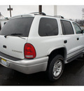 dodge durango 2002 white suv slt plus gasoline 8 cylinders 4 wheel drive automatic with overdrive 08902