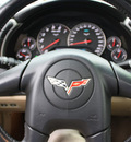 chevrolet corvette 2005 black gasoline 8 cylinders rear wheel drive automatic 27616