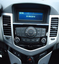 chevrolet cruze 2012 silver sedan ls gasoline 4 cylinders front wheel drive automatic 60007