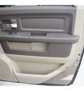 dodge ram pickup 1500 2010 dk  brown slt gasoline 8 cylinders 2 wheel drive automatic 77388