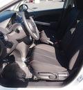 mazda mazda2 2011 crystal white sedan touring gasoline 4 cylinders front wheel drive 5 speed manual 92653