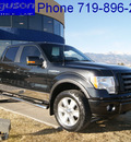 ford f 150 2010 black fx4 flex fuel 8 cylinders 4 wheel drive automatic 80910