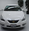 toyota camry solara 2008 white coupe se v6 gasoline 6 cylinders front wheel drive automatic 91731