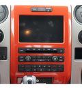 ford f 150 2011 orange svt raptor gasoline 8 cylinders 4 wheel drive shiftable automatic 46168