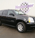 gmc yukon xl 2011 carbon black suv sle 1500 flex fuel 8 cylinders 4 wheel drive automatic 80905